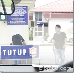 Sungai Tujoh Immigration Check Point