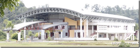 Lawas Mini Indoor Stadium