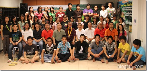 Lun Bawang Kuching Youth Group Photo
