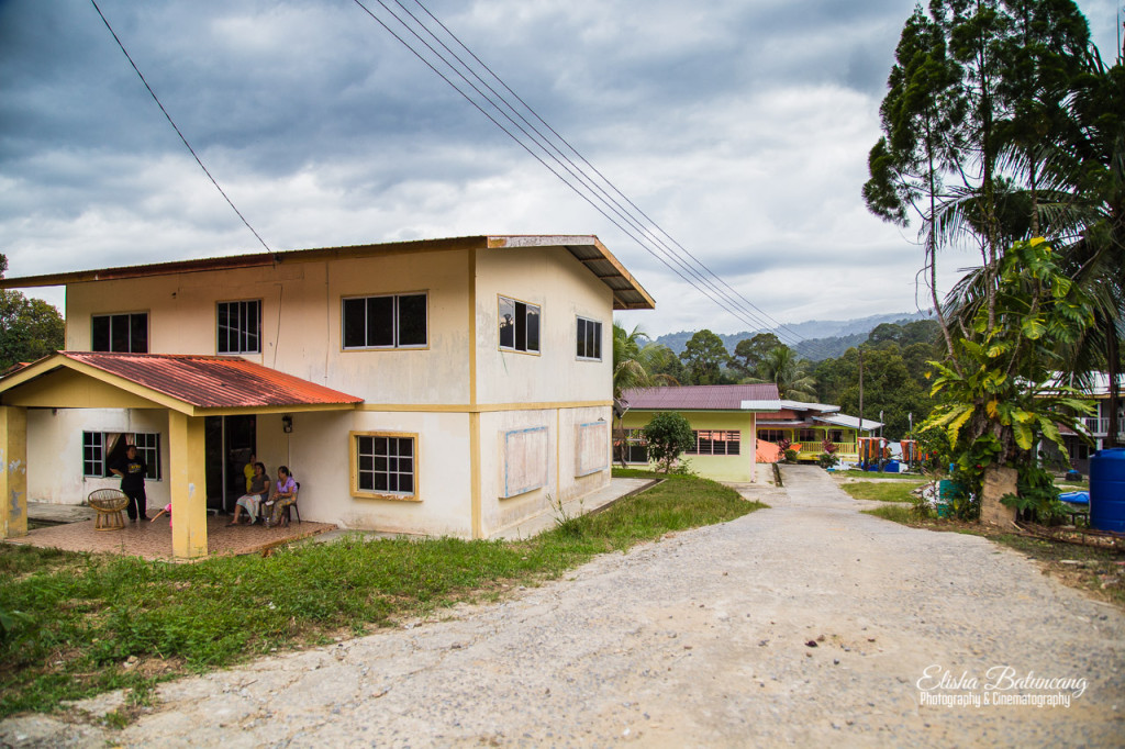Homestay village houses
